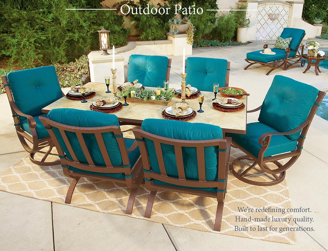 - Outdoor Patio Furniture - Green Thumb Nursery