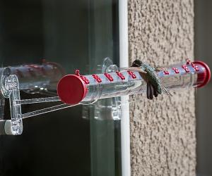 hummingbird feeder mounting brackets
